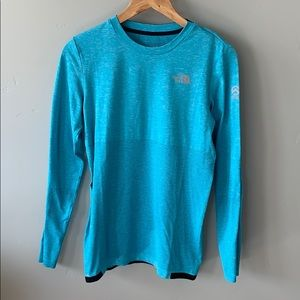 NWT! The North Face Summit Series Long Sleeve Top